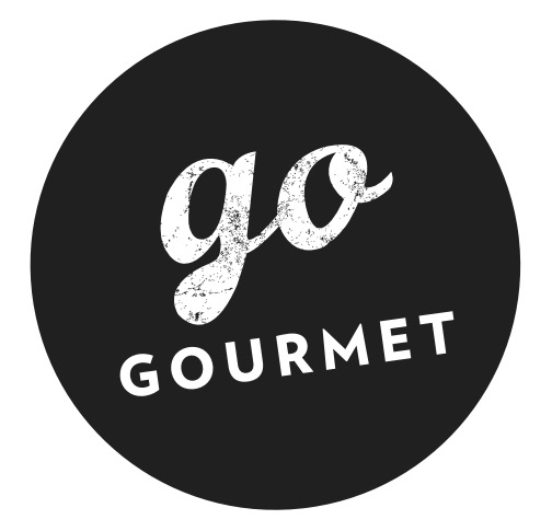 go gourmet restaurant logo